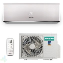Кондиционер HISENSE Smart- sistem AS-24UR4SFBDB5